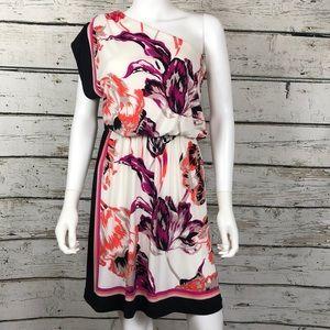 London Times Off-the-Shoulder Dress
